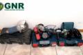GNR Braga – Apreensão