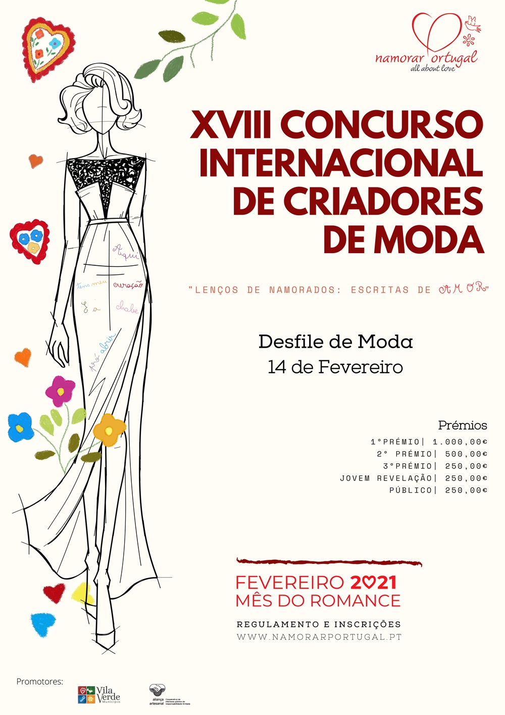 XVIII Concurso Internacional de Criadores de Moda
