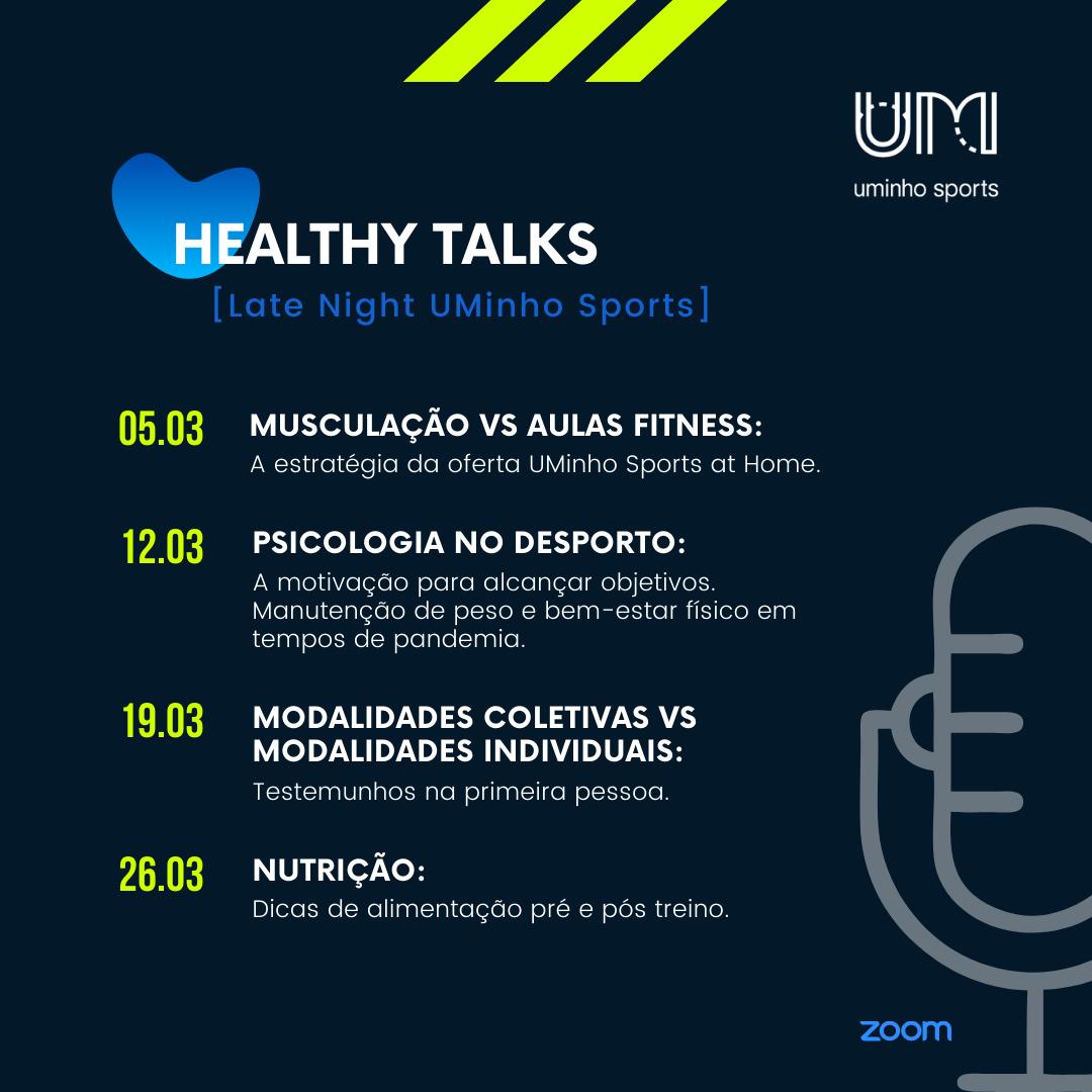 Healthy Talks