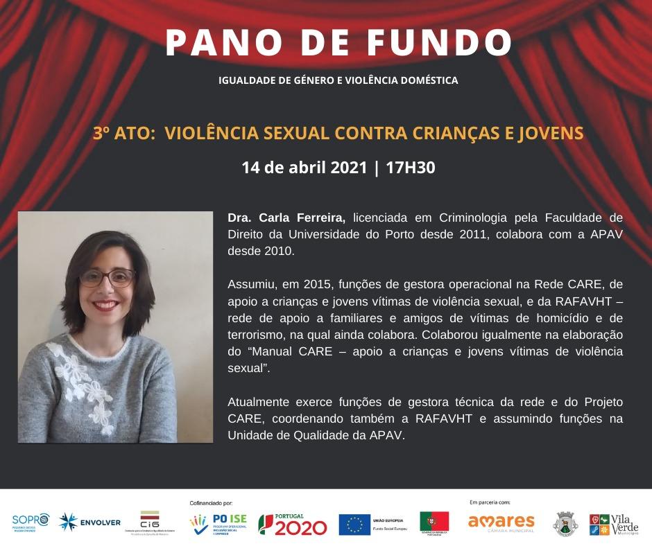 3º ato - Dra Carla Ferreira