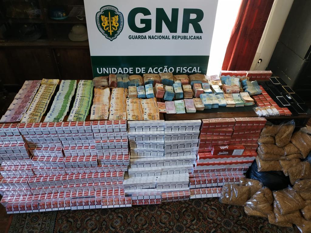 GNR UAF - Apreensão