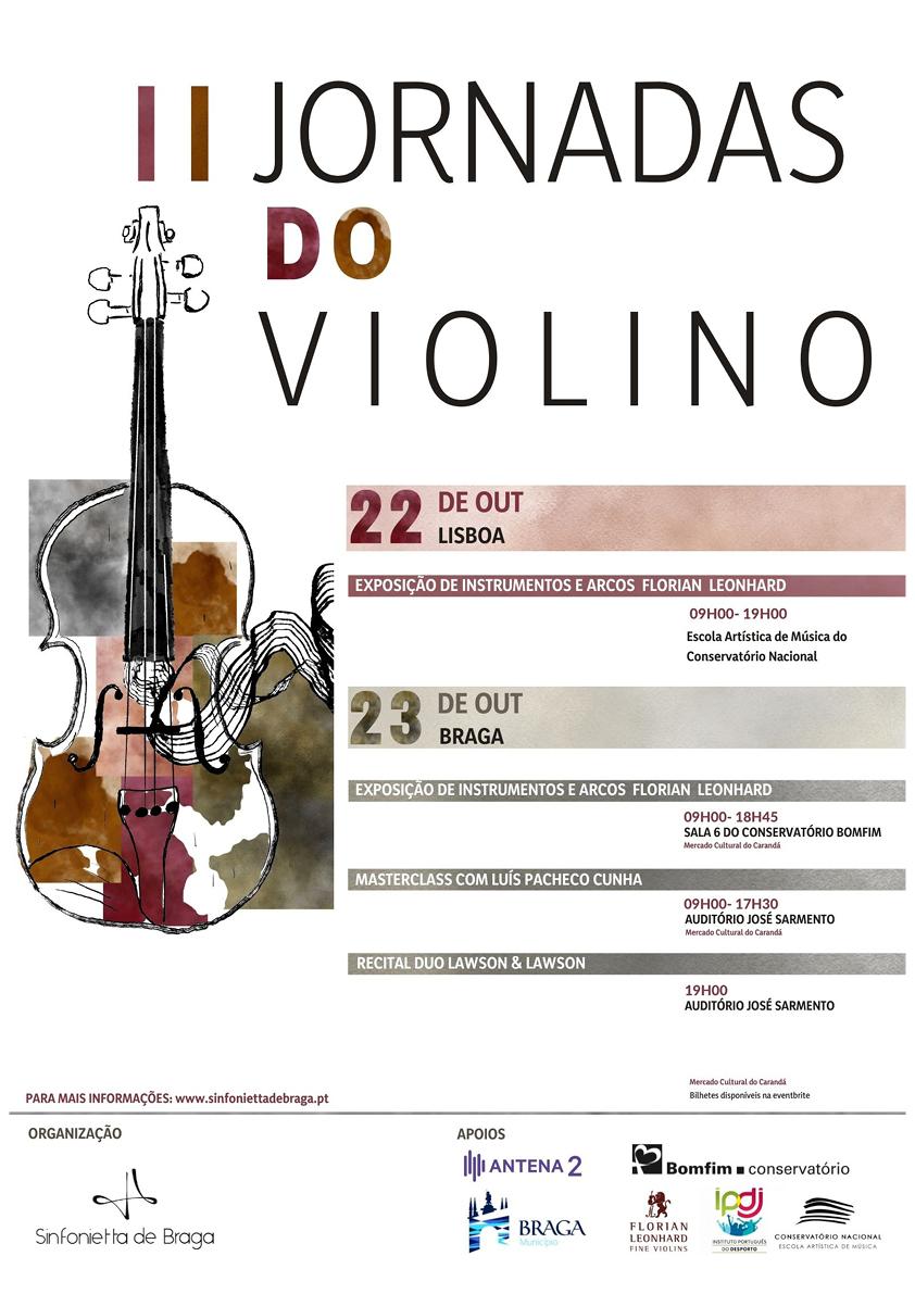II Jornadas do Violino